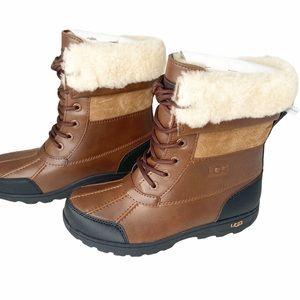 NWT Ugg Kid's Butte II CWR Waterproof Winter Boot